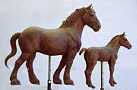 Shires-Maquette